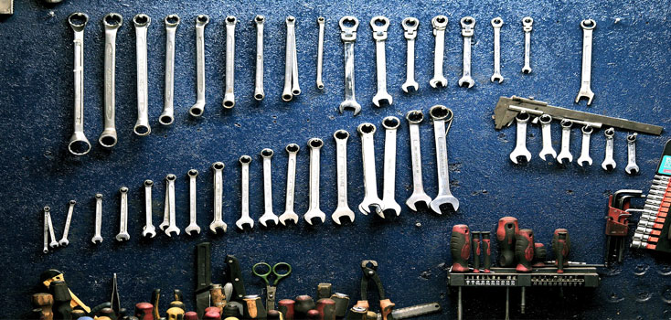 Starting a car garage business and the tools you need