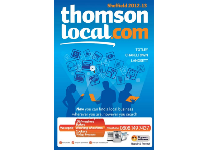 Thompson directory deliveries