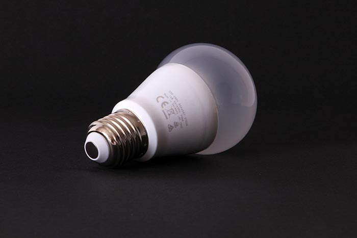 Save money on business energy bills with LED light bulbs