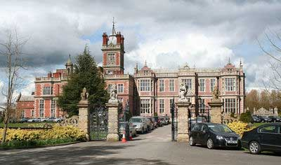 An example of Crewe Hall on the Funeral Directors in Cheshire page on Thomson Local.