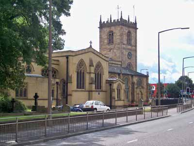 An example of Dewsbury Minster on the Funeral Directors in Wakefield page on Thomson Local.