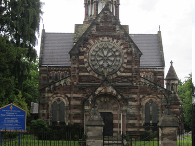 An example of Saint Paul's Church on the Funeral Directors in Ellesmere Port page on Thomson Local.