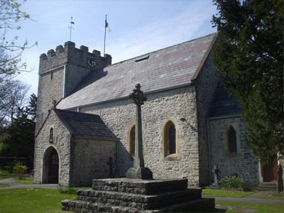 An example of the Church of St Madoc on the Funeral Directors in Glamorgan page on Thomson Local.