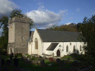 An example of St Martin's Church on the Funeral Directors in Glamorgan page on Thomson Local.