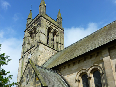 An example of Helmsley All Saints Church on the Funeral Directors in North Yorkshire page on Thomson Local.