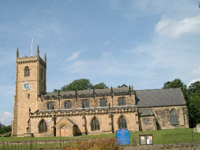 An example of Holy Trinity Church on the Funeral Directors in North Yorkshire page on Thomson Local.