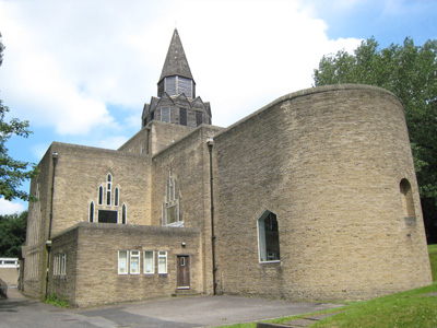 An example of Saint Wilfred's Church on the Funeral Directors in North Yorkshire page on Thomson Local.