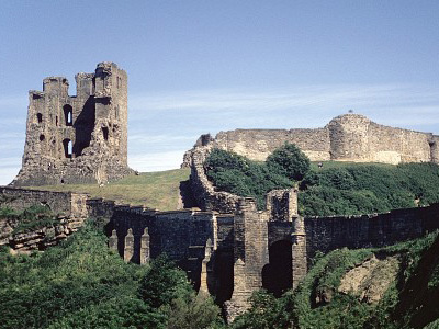 An example of Scarborough Castle on the Funeral Directors in North Yorkshire page on Thomson Local.