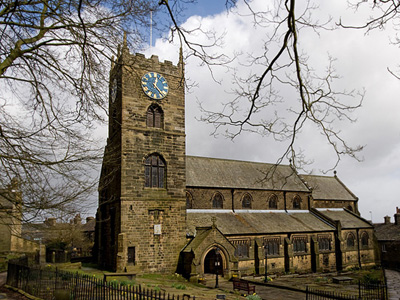 An example of St Michael and All Angels Church on the Funeral Directors in North Yorkshire page on Thomson Local.