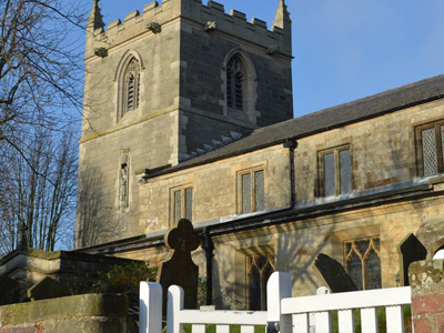 An example of St Oswald's Church on the Funeral Directors in North Yorkshire page on Thomson Local.