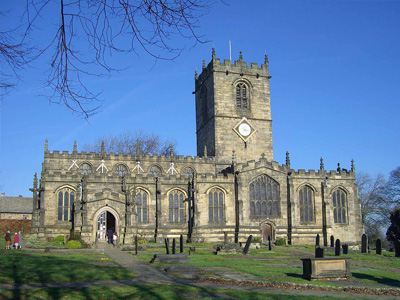 An example of the Church of St Mary in Ecclesfield on the Funeral Directors in South Yorkshire page on Thomson Local.