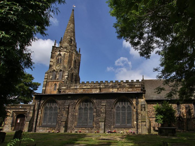 An example of Church of St Mary the Virgin, Beighton on the Funeral Directors in South Yorkshire page on Thomson Local.