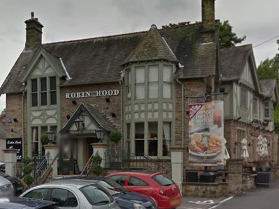 An example of The Robin Hood Pub on the Funeral Directors in South Yorkshire page on Thomson Local.