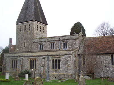 An example of All Saint's Church on the Funeral Directors in Wiltshire page on Thomson Local.