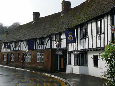 An example of the Rose and Crown Hotel on the Funeral Directors in Wiltshire page on Thomson Local.