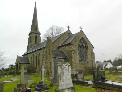 An example of St Thomas' Church on the Funeral Directors in Wiltshire page on Thomson Local.