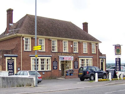 An example of The Royal Oak Inn on the Funeral Directors in Wiltshire page on Thomson Local.