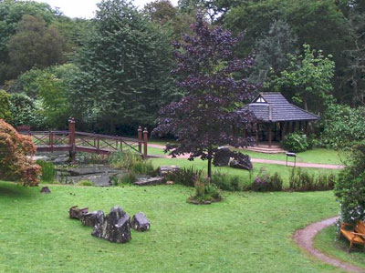 An example of Bryngarw Country Park on the Funeral Directors in Fleur de Lis page on Thomson Local.