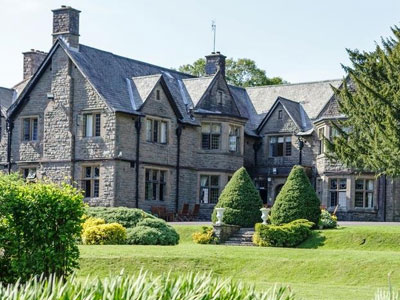 An example of Maes Manor Hotel on the Funeral Directors in Fleur de Lis page on Thomson Local.