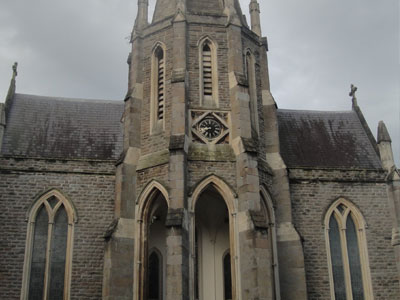 An example of The Parish Church of Saint Paul on the Funeral Directors in Fleur de Lis page on Thomson Local.
