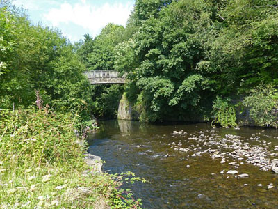 An example of Rhymney River on the Funeral Directors in Fleur de Lis page on Thomson Local.