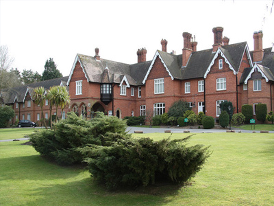 An example of the Audley's Wood Hotel in Basingstoke, on the Funeral Directors in Hampshire page on Thomson Local.
