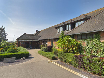 An example of the Cams Hall Estate Golf Club in Fareham, on the Funeral Directors in Hampshire page on Thomson Local.