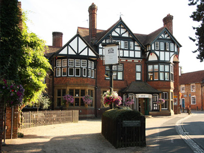 An example of the Montagu Arms Hotel in Brockenhurst, on the Funeral Directors in Hampshire page on Thomson Local.