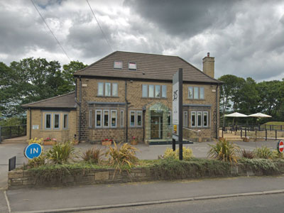An example of the 315 Bar and Restaurant on the Funeral Directors in Huddersfield page on Thomson Local.