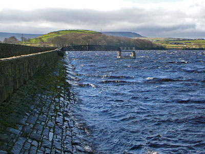 An example of the Blackmoorfoot Reservoir on the Funeral Directors in Huddersfield page on Thomson Local.