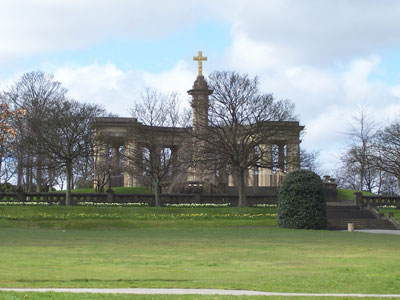 An example of the Greenhead Park on the Funeral Directors in Huddersfield page on Thomson Local.