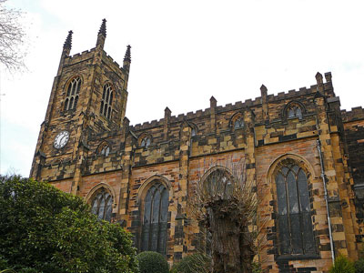 An example of the Holy Trinity Church on the Funeral Directors in Huddersfield page on Thomson Local.