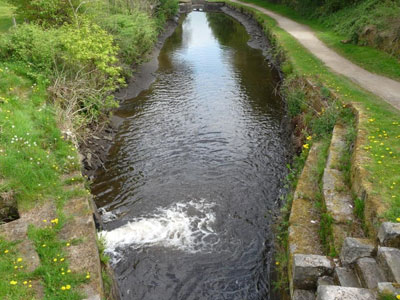An example of the River Colne on the Funeral Directors in Huddersfield page on Thomson Local.