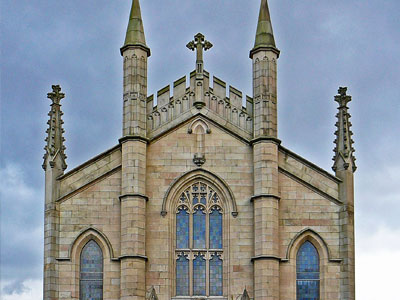 An example of the St Patrick's Catholic Church on the Funeral Directors in Huddersfield page on Thomson Local.