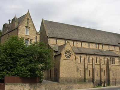 An example of the St Joseph's Church on the Funeral Directors in Huddersfield page on Thomson Local.