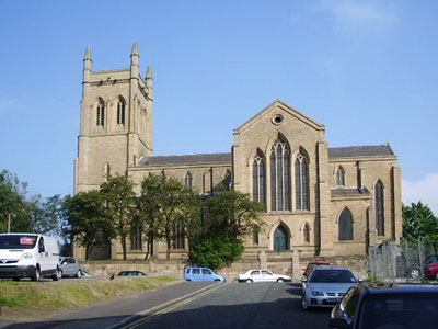 An example of Holy Trinity Church on the Funeral Directors in Lancashire page on Thomson Local.