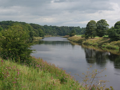 An example of the River Ribble on the Funeral Directors in Lancashire page on Thomson Local.