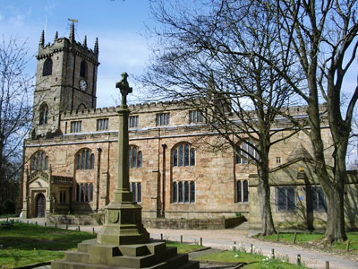 An example of St Peter's Church on the Funeral Directors in Lancashire page on Thomson Local.