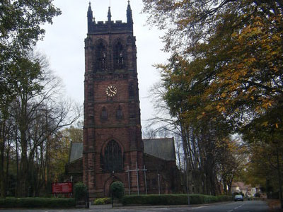 An example of the Church of All Hallows  on the Funeral Directors in Merseyside page on Thomson Local.