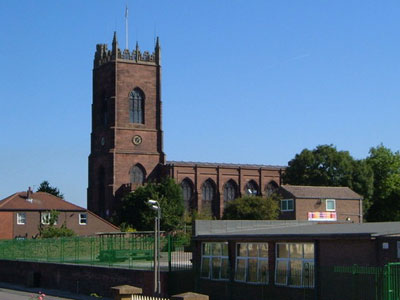 An example of St George's Church  on the Funeral Directors in Merseyside page on Thomson Local.