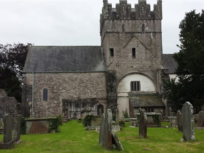 An example of Ewenny Priory Church on the Funeral Directors in St Brides Major page on Thomson Local.