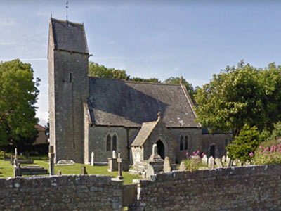An example of St James Church on the Funeral Directors in St Brides Major page on Thomson Local.