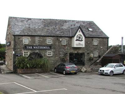 An example of The Watermill on the Funeral Directors in St Brides Major page on Thomson Local.