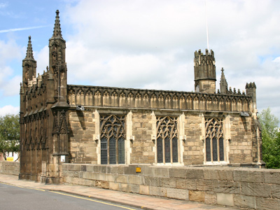 An example of the Chantry Chapel of St Mary in Wakefield, on the Funeral Directors in West Yorkshire page on Thomson Local.