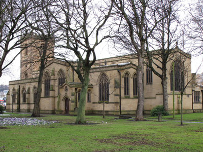An example of Dewsbury Minster in Dewsbury, on the Funeral Directors in West Yorkshire page on Thomson Local.