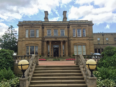 An example of Oulton Hall in Leeds South on the Funeral Directors in West Yorkshire page on Thomson Local.