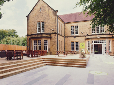 An example of Storthes Hall Park in Huddersfield, on the Funeral Directors in West Yorkshire page on Thomson Local.