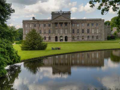 An example of Lyme Park on the Funeral Directors in Cheshire page on Thomson Local.