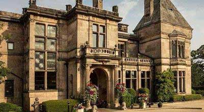 An example of Rookery Hall Hotel & Spa on the Funeral Directors in Cheshire page on Thomson Local.