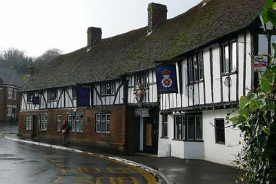 An example of the Rose & Crown Hotel, Salisbury on the Funeral Directors in Salisbury page on Thomson Local.